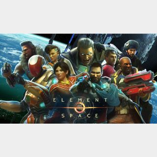 Element Space PS4 EUROPE Region
