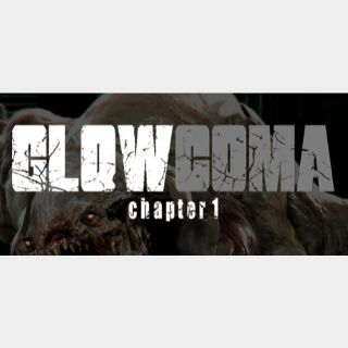 GLOWCOMA: chapter 1 STEAM Key GLOBAL