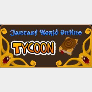 Fantasy World Online Tycoon STEAM Key GLOBAL