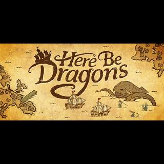 Here Be Dragons STEAM Key GLOBAL