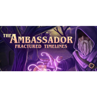 The Ambassador: Fractured Timelines STEAM Key GLOBAL