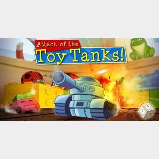 Attack of the Toy Tanks PS4 EUROPE Region
