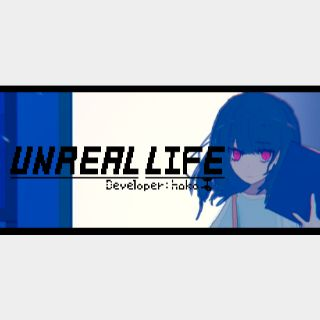UNREAL LIFE STEAM Key GLOBAL