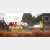 The Rule of Land: Pioneers STEAM Key GLOBAL