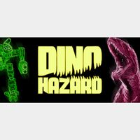 DINO HAZARD STEAM Key GLOBAL