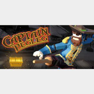 Captain Pegleg STEAM Key GLOBAL