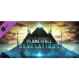 Age of Wonders: Planetfall - Revelations DLC STEAM Key GLOBAL