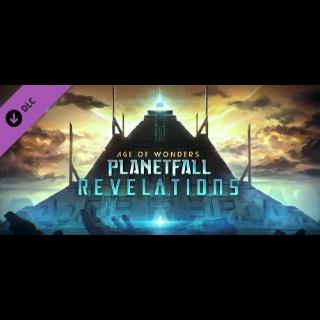 Age of Wonders: Planetfall - Revelations DLC STEAM Key GLOBAL