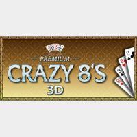 Crazy Eights 3D Premium STEAM Key GLOBAL