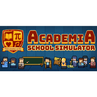Academia : School Simulator STEAM Key GLOBAL