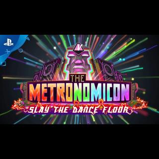 The Metronomicon: Slay the Dance Floor PS4 US Region