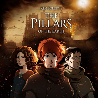 Ken Follett's The Pillars of the Earth PS4 US Region