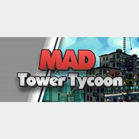 Mad Tower Tycoon STEAM Key GLOBAL