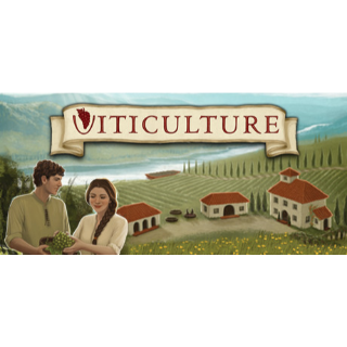 Viticulture Essential Edition STEAM Key GLOBAL