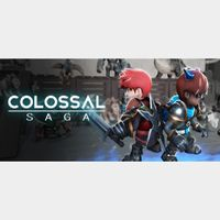 Colossal Saga STEAM Key GLOBAL