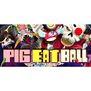Pig Eat Ball STEAM Key GLOBAL