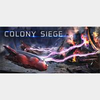 Colony Siege STEAM Key GLOBAL