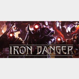 Iron Danger STEAM Key GLOBAL
