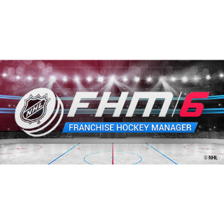 Franchise Hockey Manager 6 STEAM Key GLOBAL