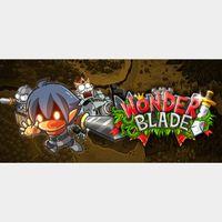 Wonder Blade PS4 EUROPE Region