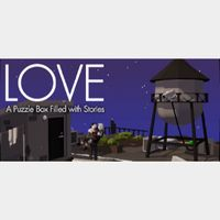 LOVE - A Puzzle Box Filled with Stories STEAM Key GLOBAL