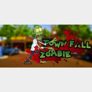 Town Fall Zombie STEAM Key GLOBAL