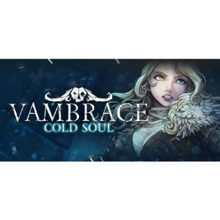 Vambrace: Cold Soul STEAM Key GLOBAL