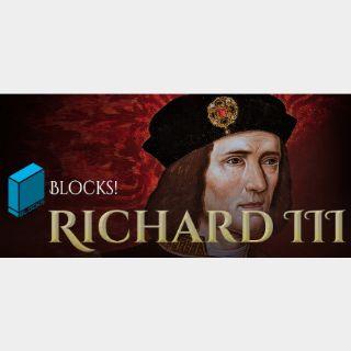 Blocks!: Richard III STEAM Key GLOBAL