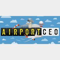 Airport CEO STEAM Key GLOBAL
