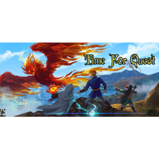 Time For Quest STEAM Key GLOBAL