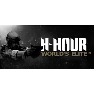 H-Hour: World's Elite STEAM Key GLOBAL