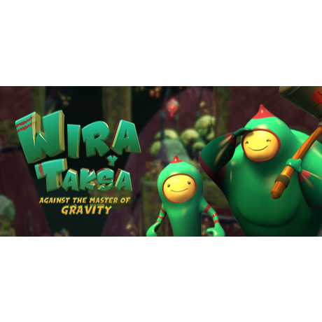 Wira & Taksa: Against the Master of Gravity STEAM Key GLOBAL