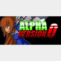 Alpha Version.0 STEAM Key GLOBAL
