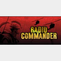 Radio Commander STEAM Key GLOBAL