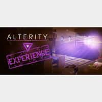 ALTERITY EXPERIENCE STEAM Key GLOBAL