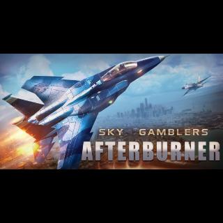 Sky Gamblers - Afterburner SWITCH EUROPE Region