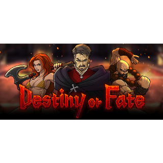 Destiny or Fate STEAM Key GLOBAL