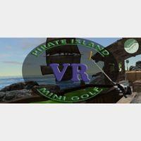 Pirate Island Mini Golf VR STEAM Key GLOBAL