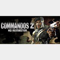 Commandos 2 - HD Remaster GOG Key GLOBAL