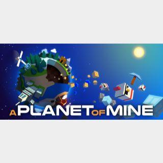 A Planet of Mine STEAM Key GLOBAL