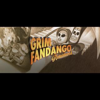 Grim Fandango Remastered GOG Key GLOBAL