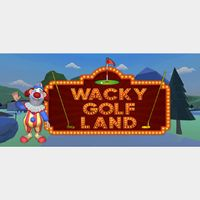 Wacky Golf Land STEAM Key GLOBAL