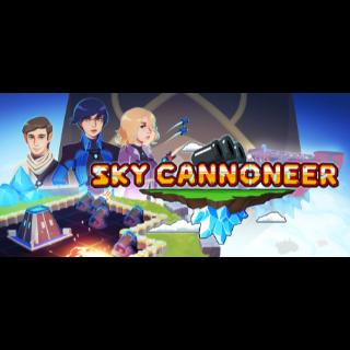 Sky Cannoneer STEAM Key GLOBAL