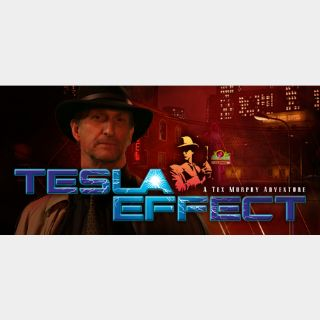 Tesla Effect: A Tex Murphy Adventure GOG Key GLOBAL