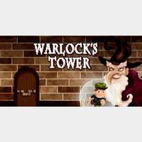 Warlock's Tower PS4 US Region
