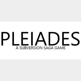 Pleiades - A Subversion Saga Game STEAM Key GLOBAL