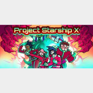 Project Starship X STEAM Key GLOBAL