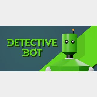Detective Bot STEAM Key GLOBAL