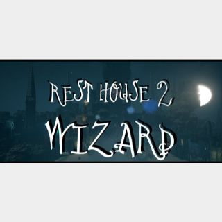 Rest House 2 - The Wizard STEAM Key GLOBAL