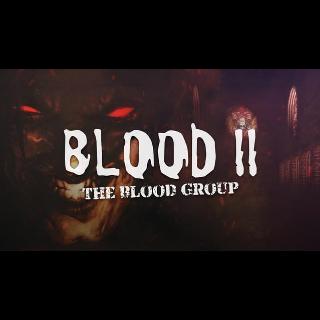 Blood 2: The Blood Group GOG Key GLOBAL